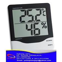 Thermohygrometer - Higrometer