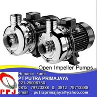 Open Impeller Stainless Steel 1