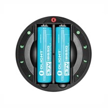 Baterai Charger  OLIGHT OMNI-DOK II Universal Smart Battery Charger