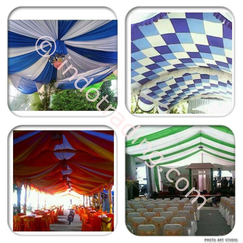 dekorasi tenda p