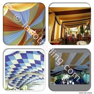 Konveksi Sarung Kursi Dan Tenda Pesta