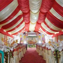 Decorative Tassel Party Tents 3