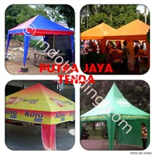 TENDA GAZEBO PIRAMID