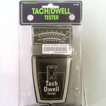 Sell Dwell Tach Tester R 450 Cam Angle Gauge And Rpm From