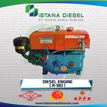 Mesin Diesel Kapal DIESEL SERBAGUNA R180 NPPN