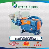 Jual Mesin Diesel Kapal DIESEL SERBAGUNA S1110 UNDERGROUND NPPN