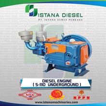 Mesin Diesel Kapal DIESEL SERBAGUNA S1110 UNDERGROUND NPPN
