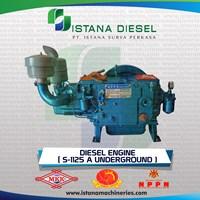Jual Mesin Diesel Kapal DIESEL SERBAGUNA S1125A UNDERGROUND NPPN