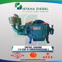 Jual Mesin Diesel Kapal DIESEL SERBAGUNA S1130A UNDERGROUND NPPN
