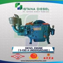 Mesin Diesel Kapal DIESEL SERBAGUNA S1130A UNDERGROUND NPPN