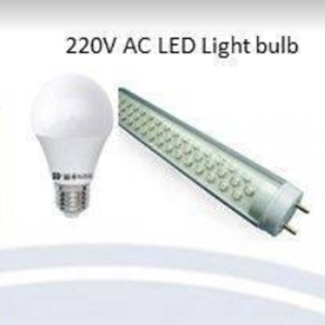 Lampu Bohlam LED 220 V