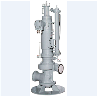 Jual Pompa Vertical Gas Purged Isolated Motor Circulation