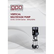 Pompa  vertikal GPA GVM series