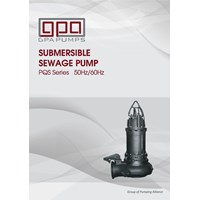 Pompa Submersible GPA PQ series