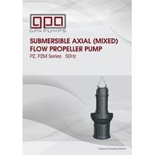 Pompa Submersible GPA Pz series