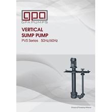 Vertical Centrifugal Pump Sump GPA PVS series