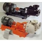 Pompa Kimia plastik pumptac KCL series 1