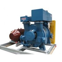 emtivac liquid ring vacuum pump 2BE