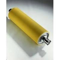 Karet Polyurethane cast elastomer coil coating roller