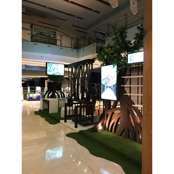 Exhibition Booth Decoration : Exhibition booth services by cv paragraf indonesia