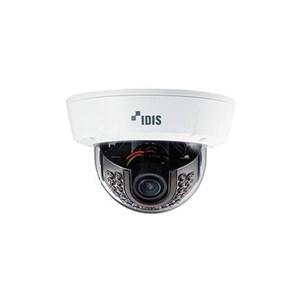 Dari Cctv Dome Idis Tc-D1222wr Hd-Tvi Full Hd Wdr Vandal-Resistant Ir Dome Camera 0
