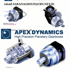 APEX DYNAMICS PT SARANA TEKNIK High Precision Planetary Gearboxes 2