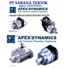 PT SARANA TEKNIK  SELL  Helical Planetary Gearbox 1
