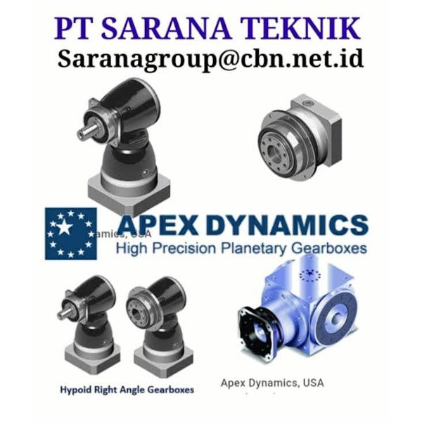 APEX ADR  Series High Precision Planetary