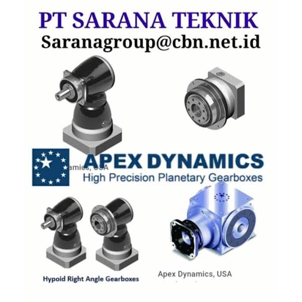 APEX DYNAMICS  GEARBOX PT SARANA TEKNIK