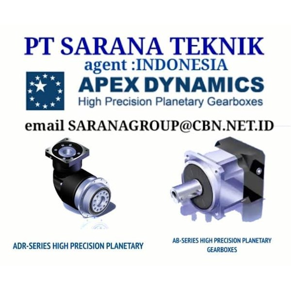 APEX Precision Planetary Gear