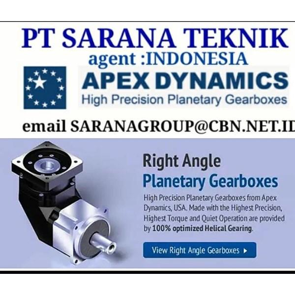 APEX Precision Planetary Gear PT SARANA TEKNIK gear
