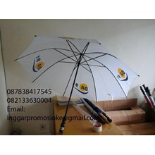 Sablon golf umbrella