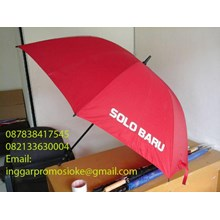 Screen printing promotional golf umbrellas 03