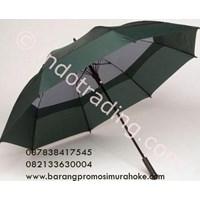Payung Golf Rangka Fiber Kanopi Susun Tampak Dalam 1