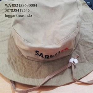 Topi rimba promosi bahan rafel