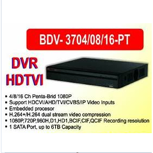 DVR CCTV Infinity HDTVI 16 Channel