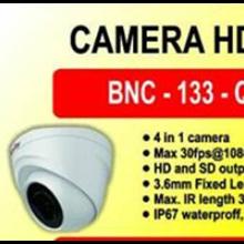 Kamera CCTV HDTVI BNC - 133 - QT