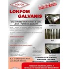 Plat Galvanis  1