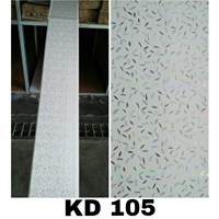 Plafon  Pvc Kd 105 1