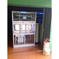 Jual mesin sterilisasi minuman - Depot R O 100 galon Kredit