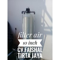 Jual Filter air 10 inch penjernih air bahan fiber