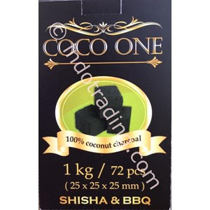 Briket Batok Kelapa Untuk Shisha Dan Barbeque