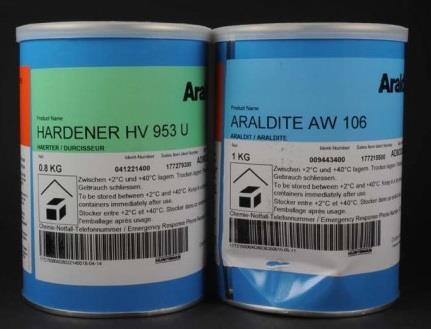 Sell Araldite Aw 106 Resin And Hardener Hv 953u From