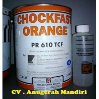 Distributor CHOCKFAST ORANGE 3