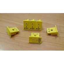 Miniature Panel Jack Connector Thermocouple Type K