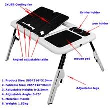 Meja Laptop Lipat / Portable