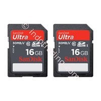 Jual Sdhc Sandisk Ultra Class 10
