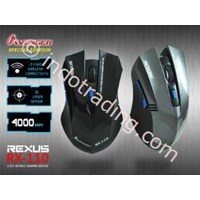 Jual Mouse Wireless Rexus Rx 110