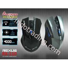 Mouse Wireless Rexus Rx 110