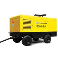 Portable Screw Air Compressor LHCY -7/10